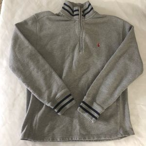 Polo by Ralph Lauren 1/4 Zip Up Pullover